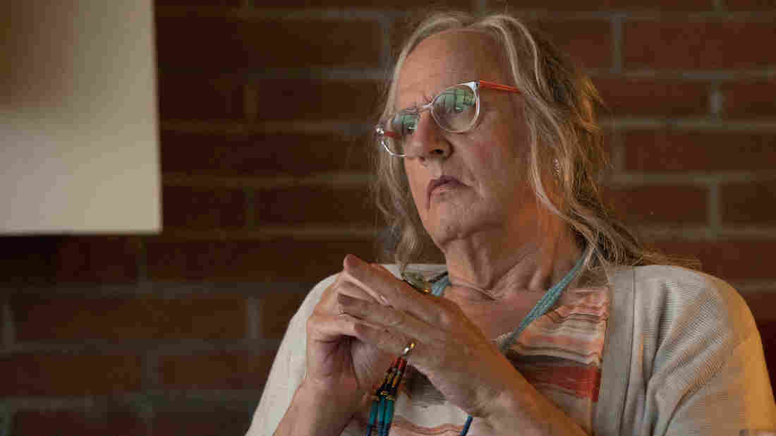 Jeffrey Tambor plays Maura, a transgender woman, on the Amazon series Transparent.