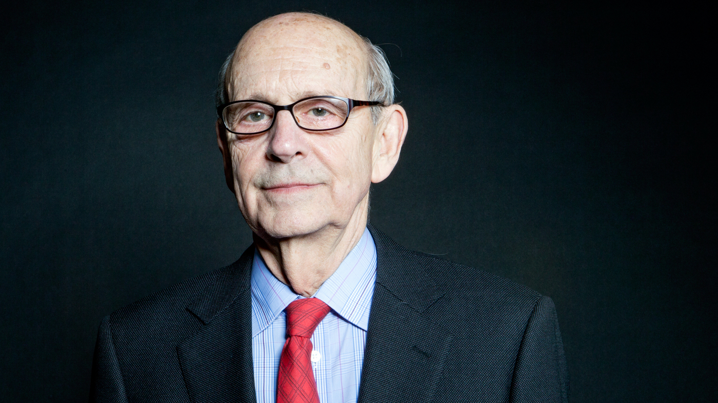 Justice Stephen Breyer On What The Court Does Behind