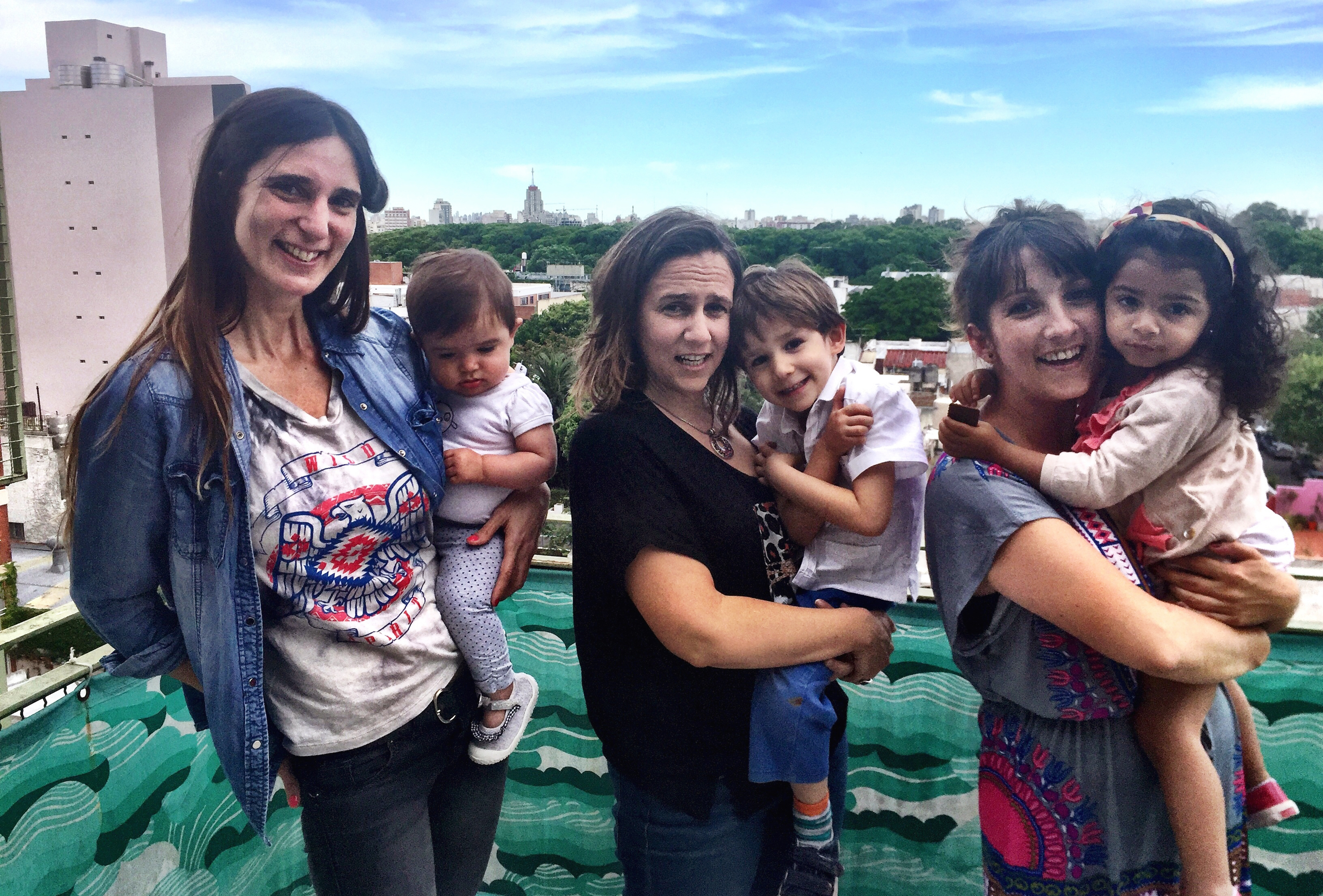 All Across Latin America, Unwed Mothers Are Now The Norm