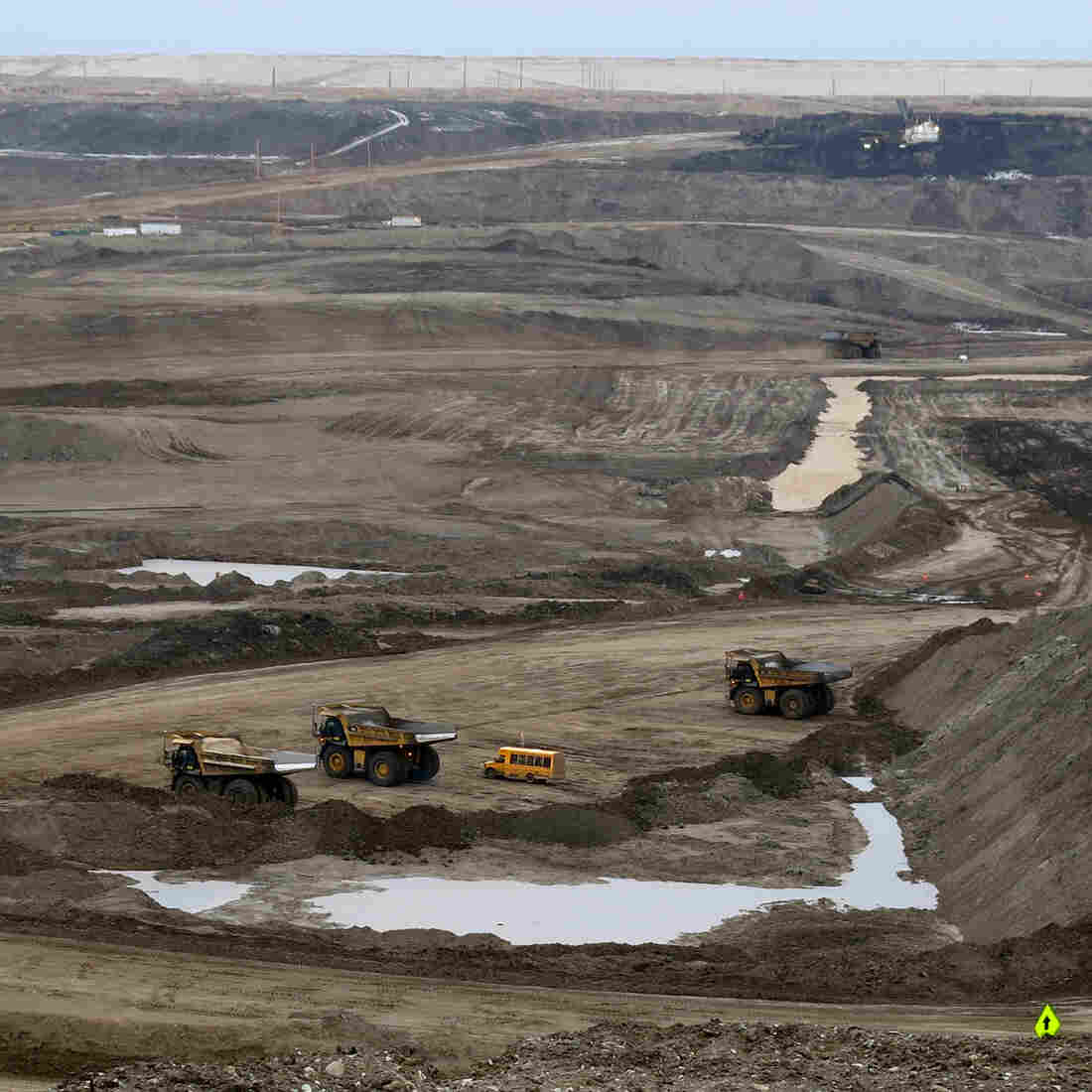 Between Cheap Gas And Carbon Caps, Oil Sands Face Uncertain Fate
