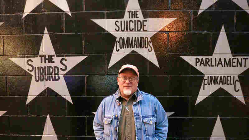Chris Osgood / The Suicide Commandos