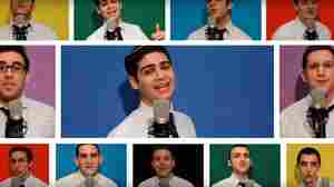 """Among the favorite songs of those who wrote in was """"Candlelight,"""" a riff from the Maccabeats of Yeshiva University."""