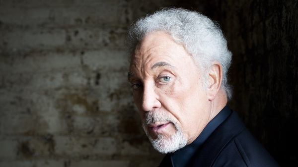 Tom Jones has released a new memoir, Over the Top and Back, and a new album, Long Lost Suitcase.