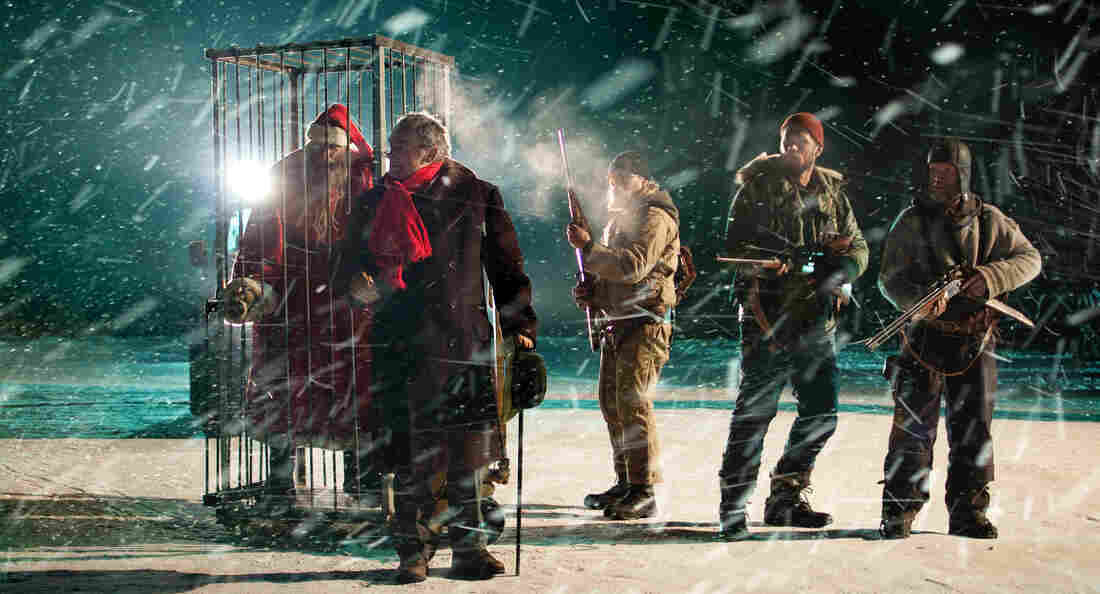 Santa's darkest secrets are revealed in the Finnish horror film Rare Exports: A Christmas Tale.