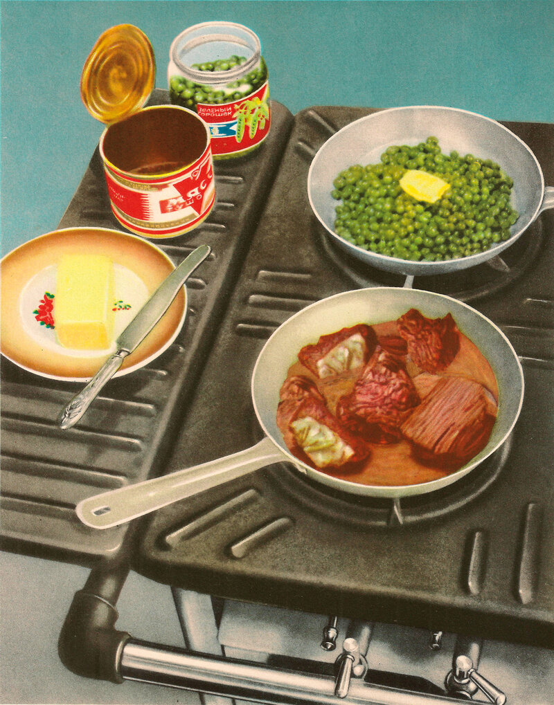 From russia with mayonnaise cookbook revisits soviet classics enlarge this image forumfinder Gallery