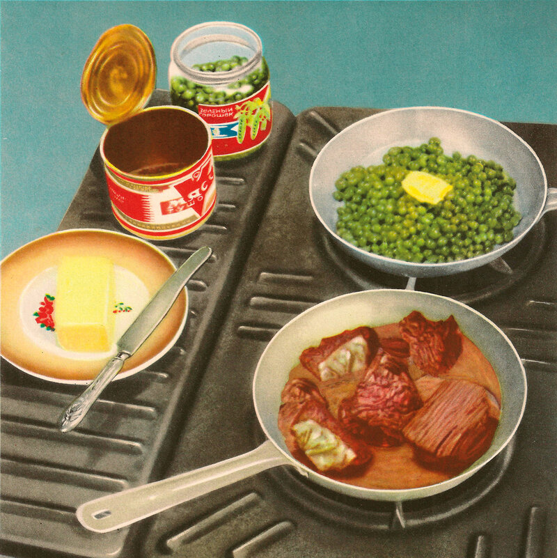 The russian chef who is bringing back his homelands colorful from russia with mayonnaise cookbook revisits soviet classics forumfinder Gallery