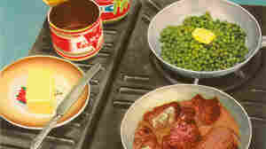 Tushenka, canned stewed meat, was both a portable army ration and a prized home ingredient.