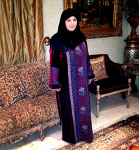 Aziza Youssef. (Marisa Penaloza/NPR)
