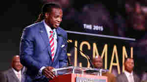 Alabama Running Back Derrick Henry Wins Heisman Trophy