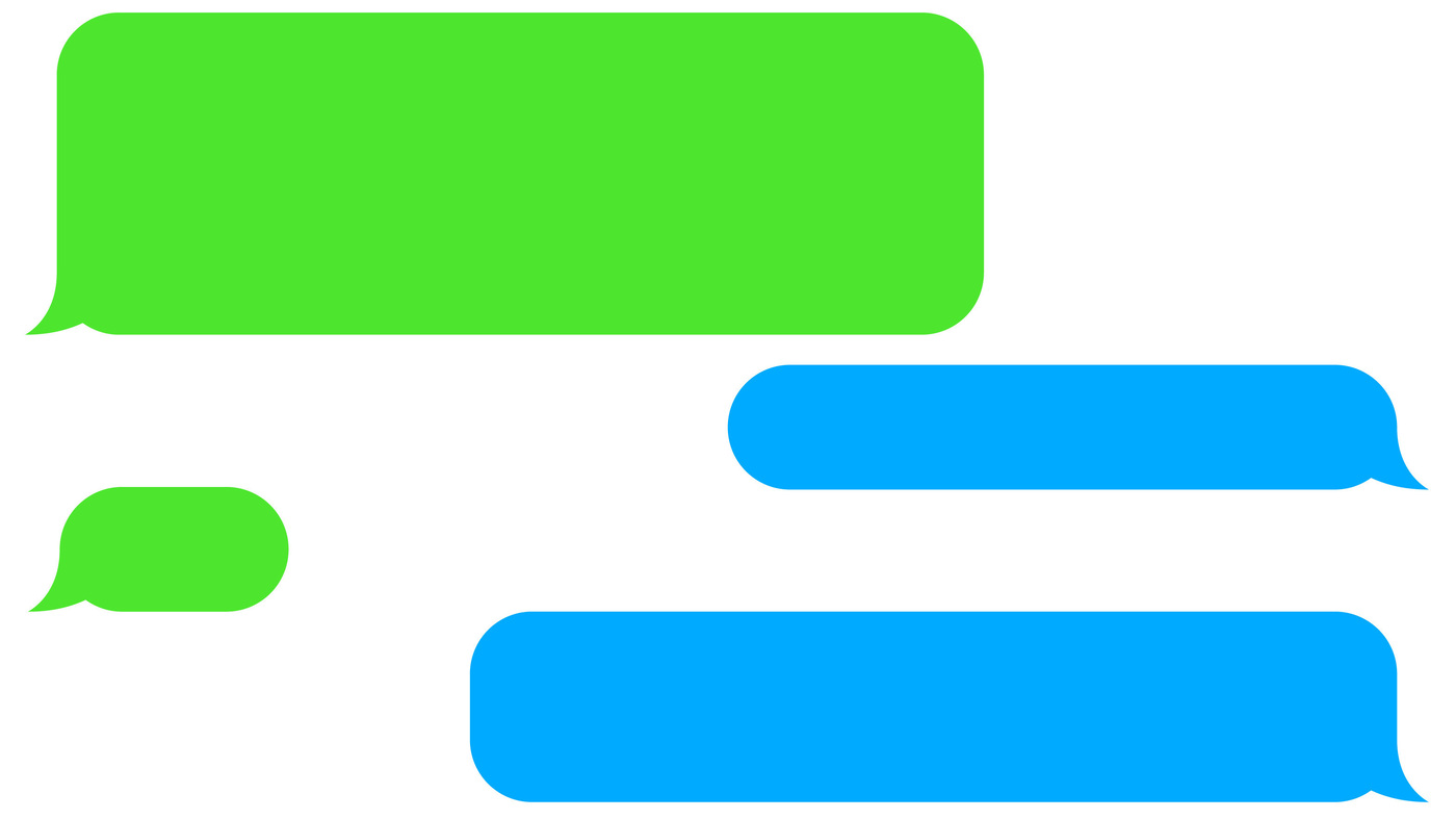 Text Bubble: You Should Watch The Way You Punctuate Your Text Messages