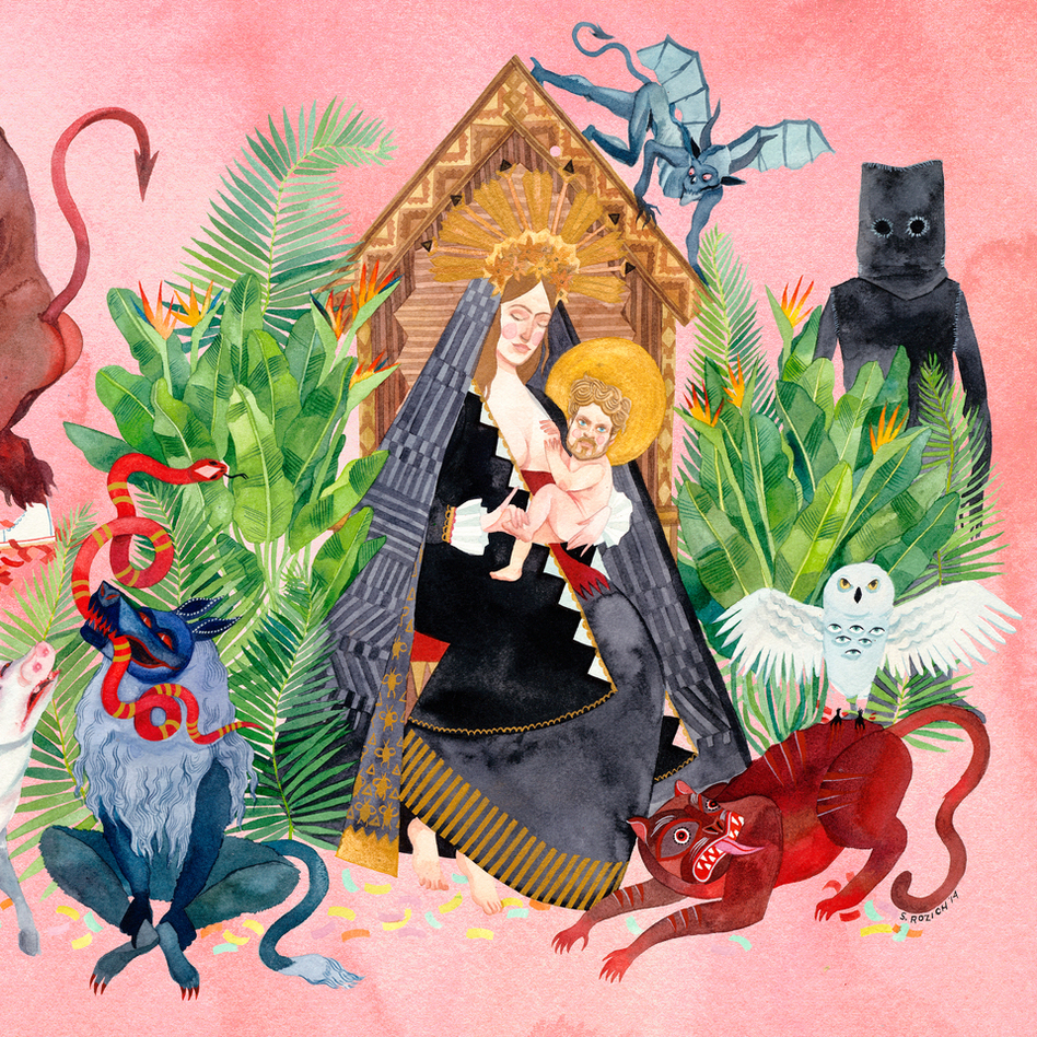 Father John Misty, I Love You, Honeybear.