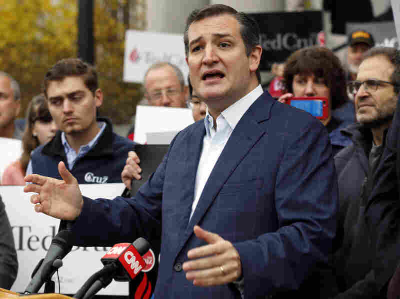 Sen. Ted Cruz, R-Texas, is on the rise. Leading in the gold-standard Iowa Poll, he could be in for a clash with Donald Trump at Tuesday night's debate.