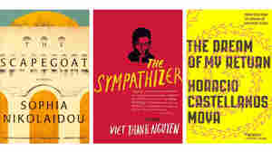 John Powers, NPR Fresh Air's Pop Culture critic, shares his end of year list.