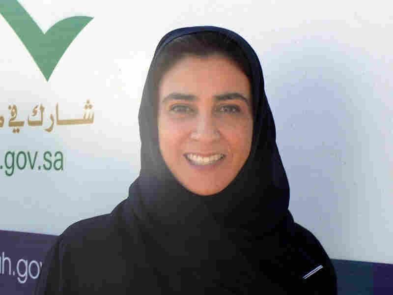 Lama al-Suleiman, a prominent businesswoman and British-trained biochemist, won a seat in municipal elections in Jeddah. The toughest campaign battle, she says, was fighting tradition in a male-dominated society.