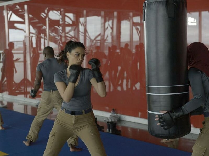 Young Muslim Women Weigh In On The Hijabi Character In 'Quantico