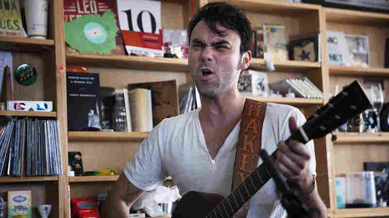 Shakey Graves: Tiny Desk Concert