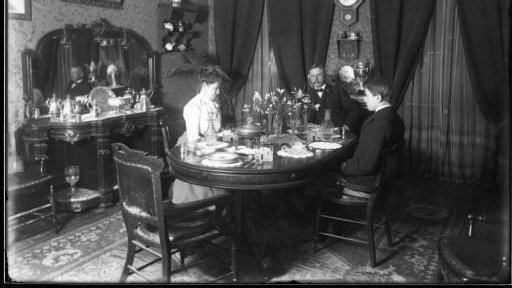 No Place For Discontent A History Of The Family Dinner