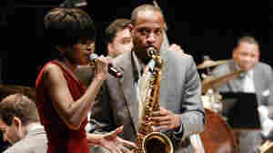 Vocalist Audrey Shakir will join the Jazz at Lincoln Center Orchestra for this year's holiday show. Her son, saxophonist Walter Blanding, is a long-time Orchestra member.