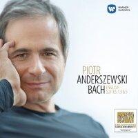Anderszewski, Bach English SUites.