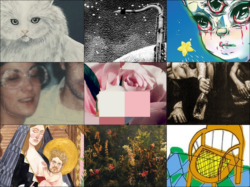 Poll Results: Listeners Pick Their Favorite Albums Of 2015