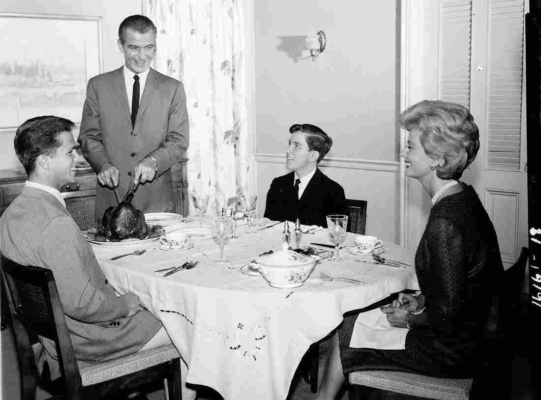 39 No Place For Discontent 39 A History Of The Family Dinner