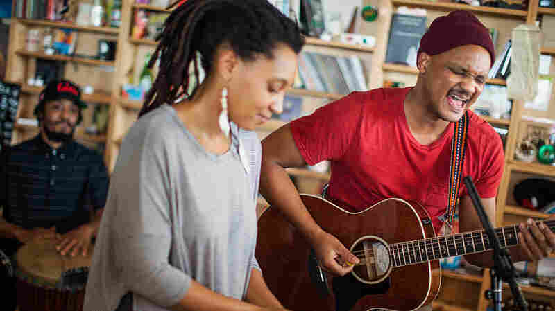 Son Little: Tiny Desk Concert