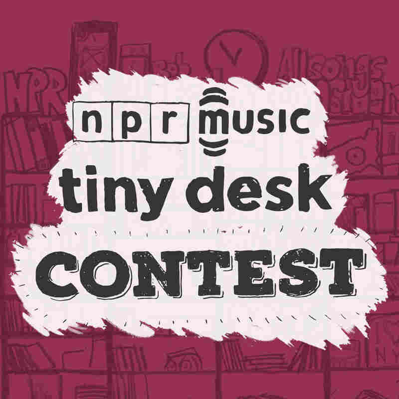 Announcing Our 2016 Tiny Desk Contest