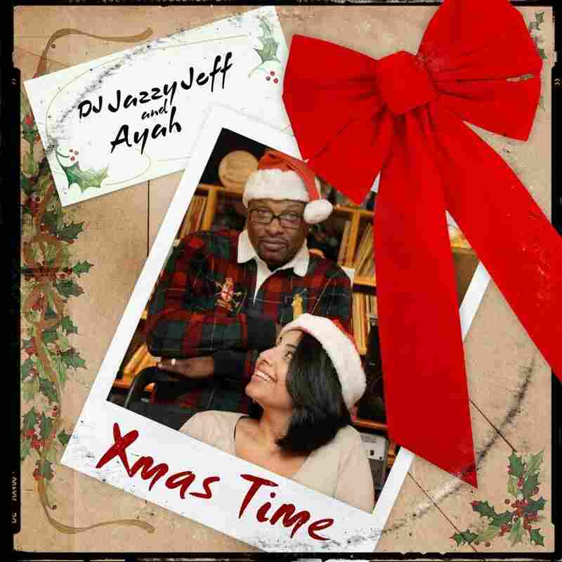 """""""Xmas Time"""" cover."""