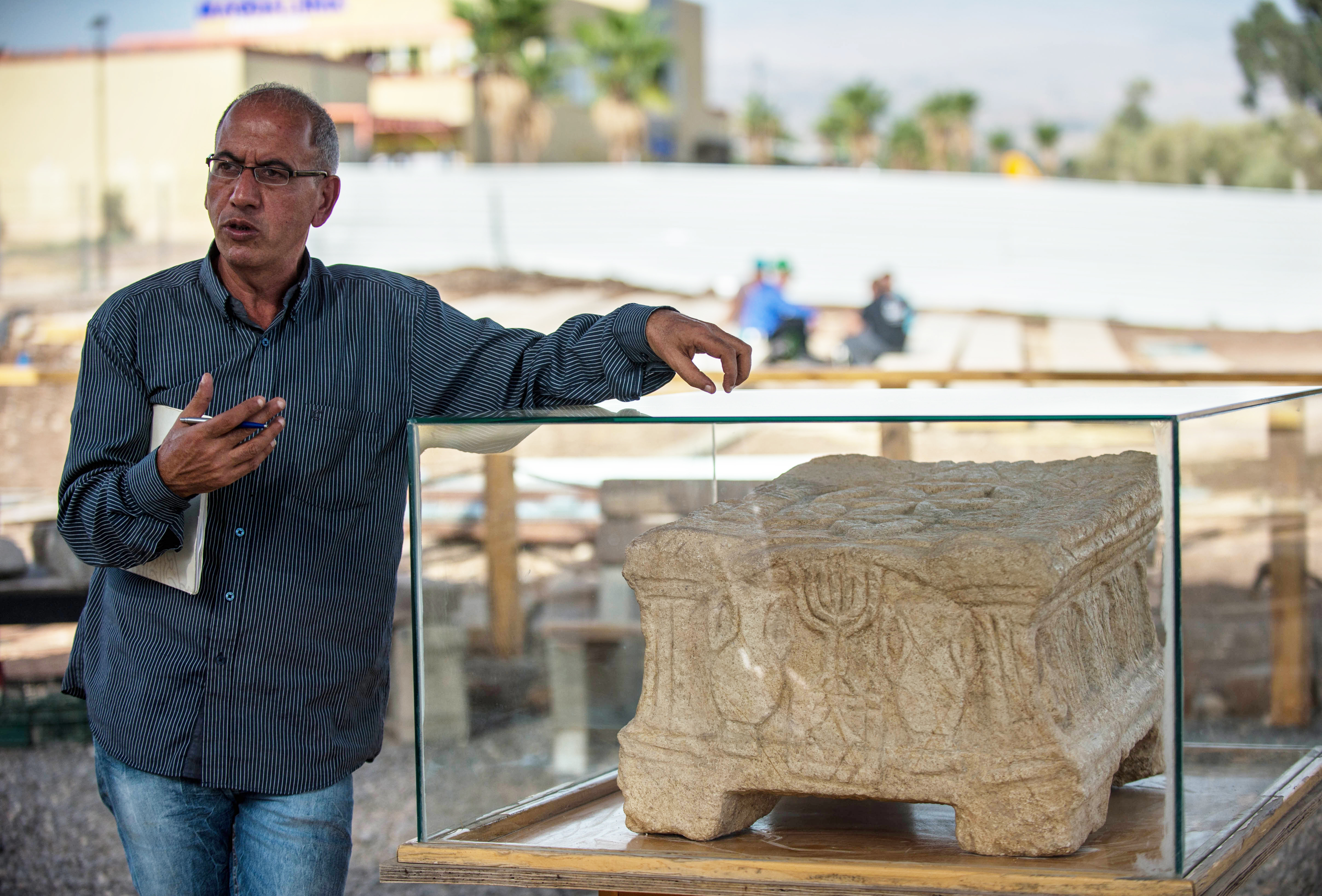 The Magdala Stone May Be A Portal To Early Religion