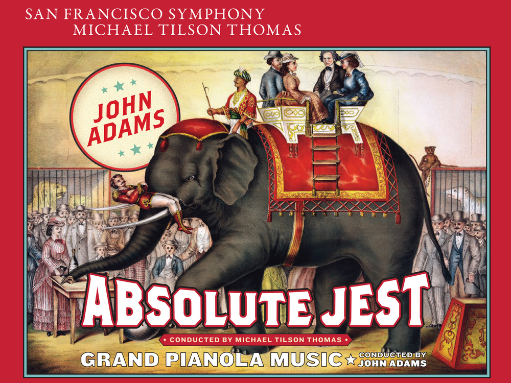 The San Francisco Symphony's recording of two Beethovenian works by John Adams is one of our picks for 2015.