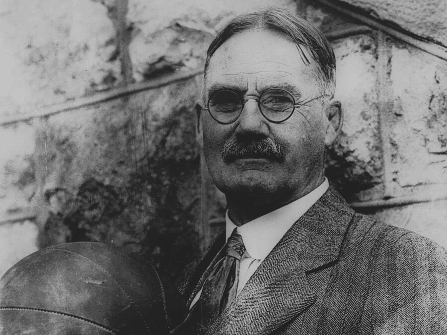 In His Own Words: How A Gym Teacher Invented Basketball In 1891 ...