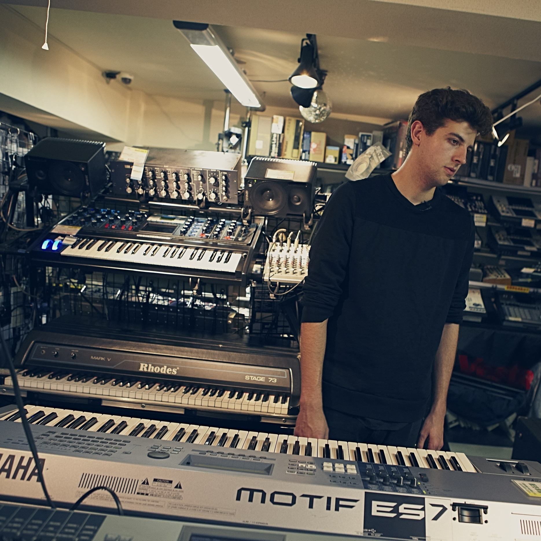 Jamie xx And The Value Of Other People's Music