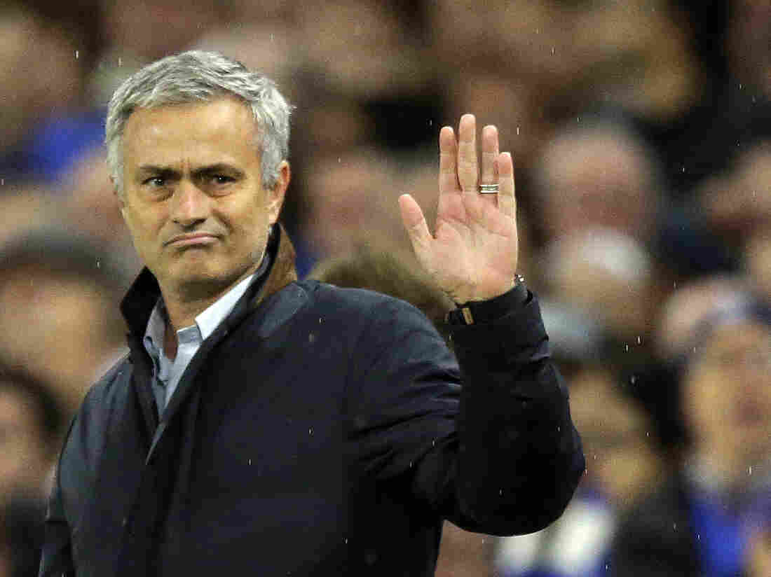 Just seven months after Chelsea won the Premier League title, coach Jose Mourinho has been fired.