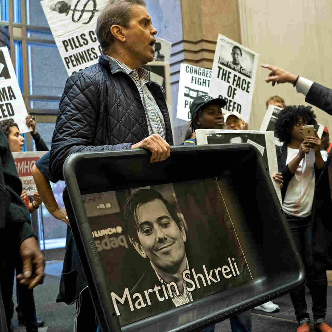 FBI Arrests Turing Pharmaceuticals CEO Martin Shkreli On Fraud Charges