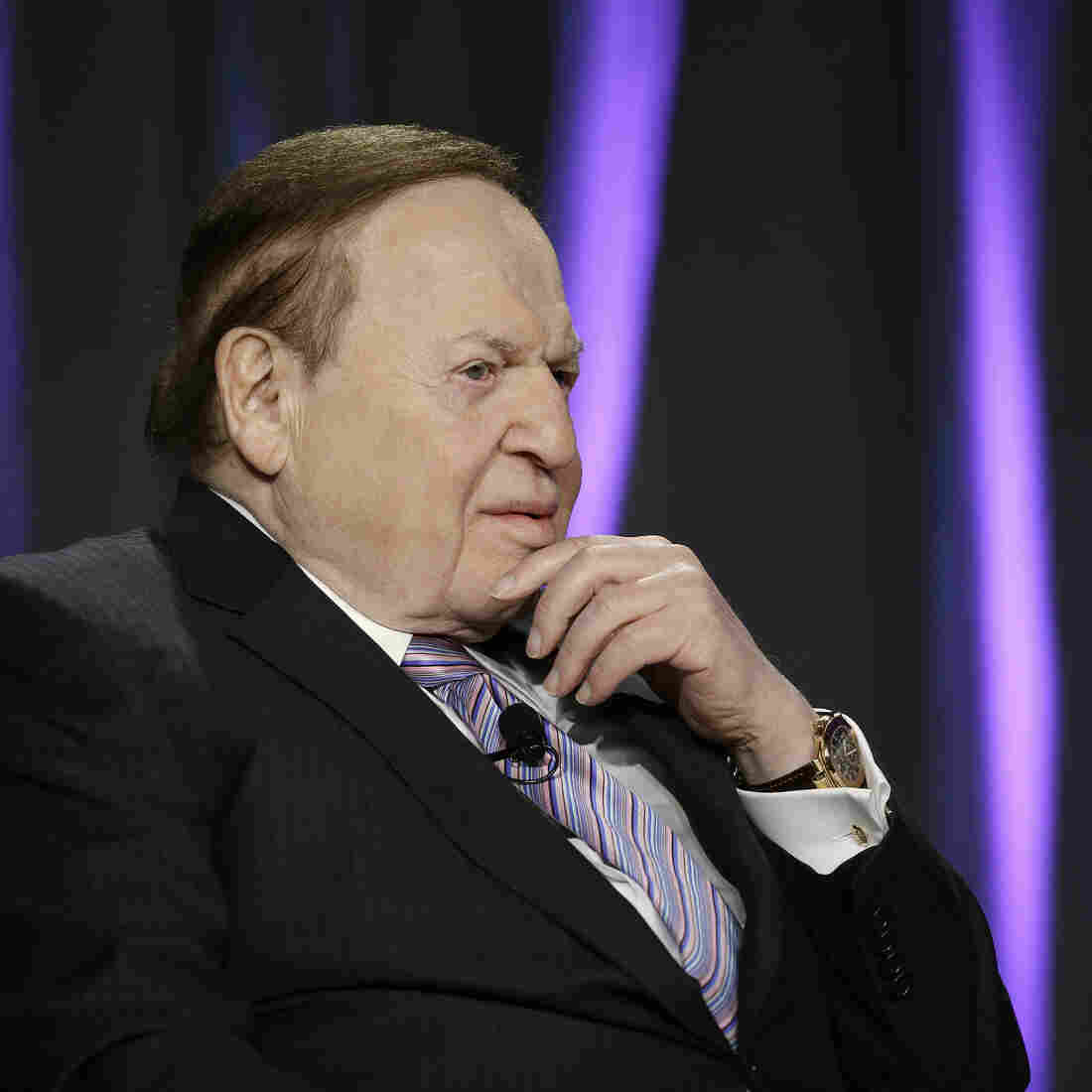 Ending Mystery, Adelson Family Says It Bought The 'Las Vegas Review-Journal'