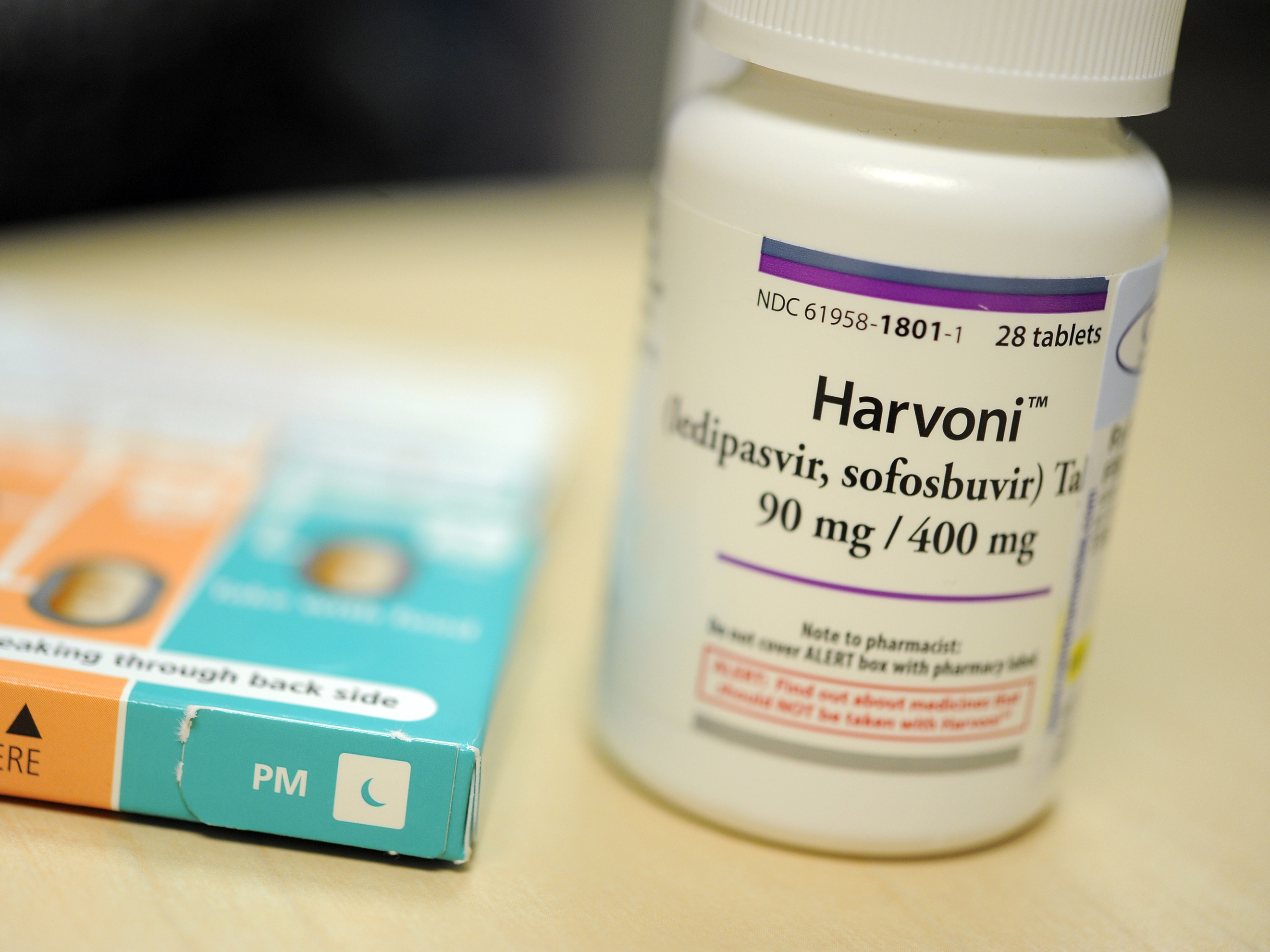 States Deny Pricey Hepatitis C Drugs To Most Medicaid Patients