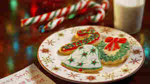 How Did Santa Get Hooked On Cookies And Milk?
