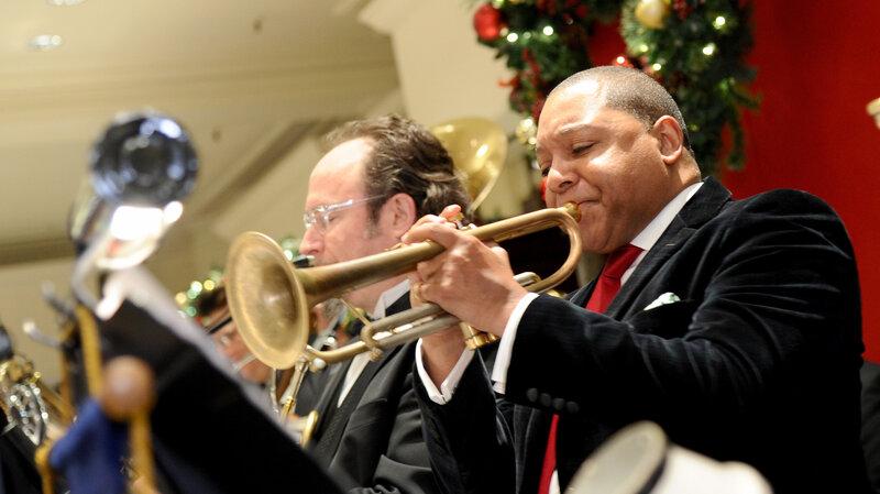 Christian McBride's Christmas Jazz Playlist : NPR