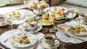 From Raucous To Ritzy: A Brief History Of Christmas Tea