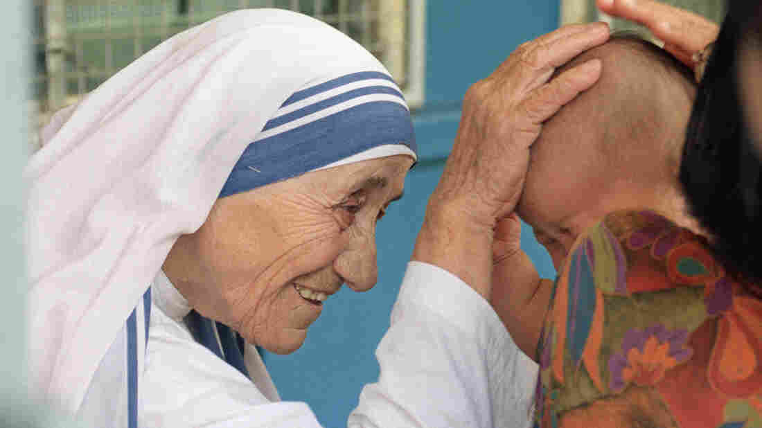 Mother Teresa, seen here giving her blessing to a child in 1993, will be made a saint, after Pope Francis issued a decree recognizing a second miracle attributed to her.
