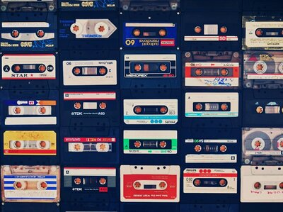 While the days of sharing mixed tapes and audio cassettes may be long gone, exchanging playlists doesn't have to be. (Darren Johnson/Getty Images/EyeEm)