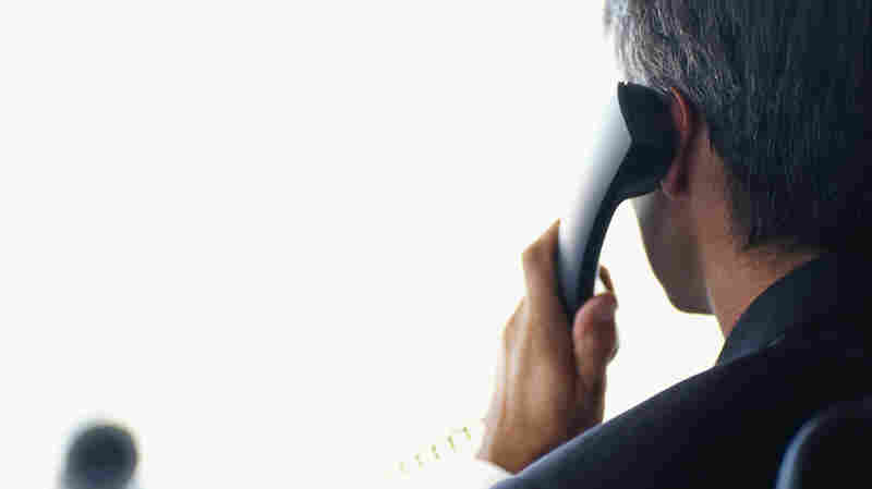 Is Everybody Mumbling? Try A Hearing Test You Take On The Phone