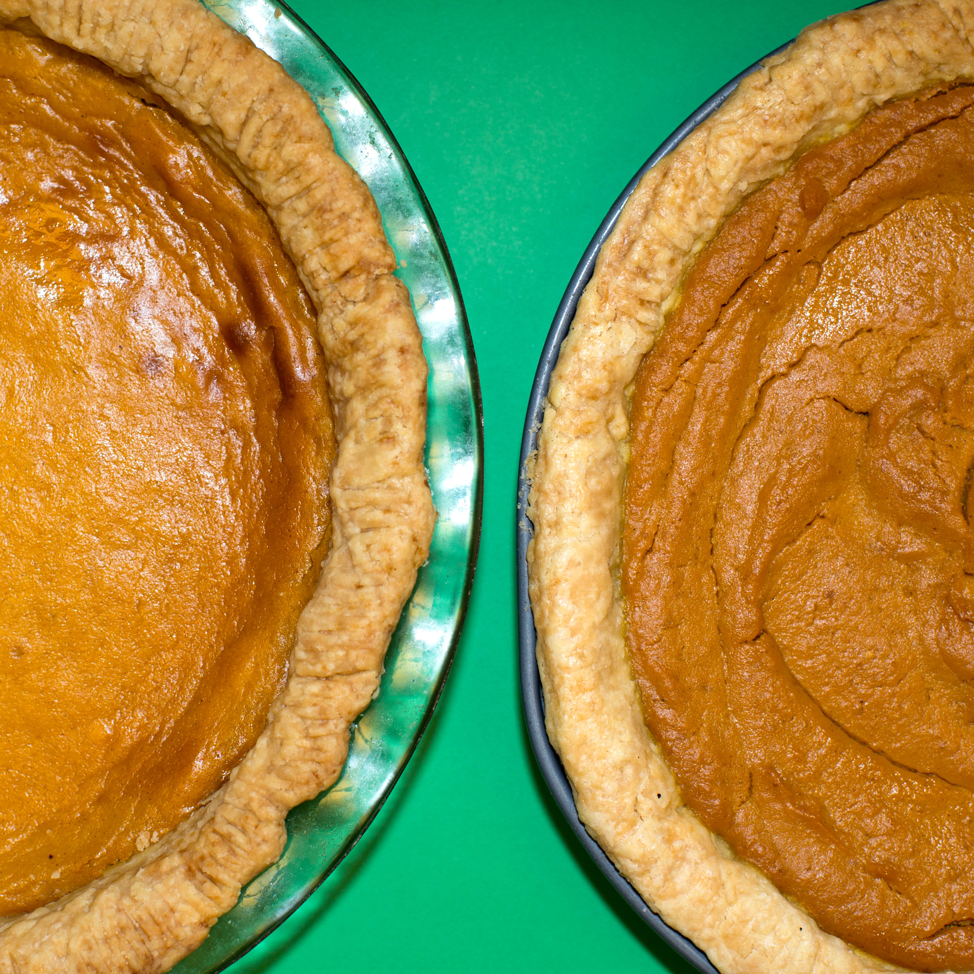 Perfect Pumpkin Pie: One Woman's Quest For Custard, Crust — And Glory