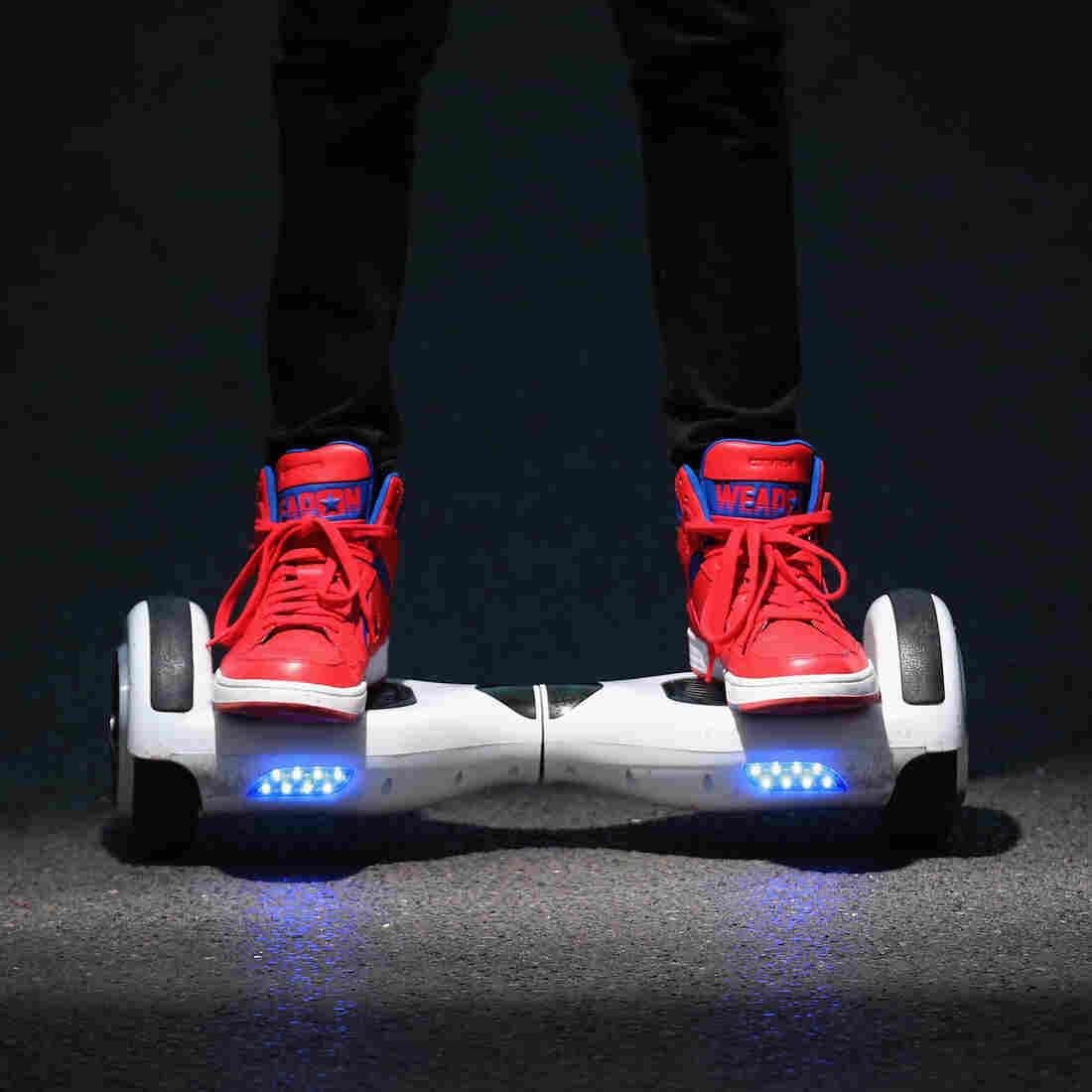 Why Are 'Hoverboards' Literally Catching Fire?