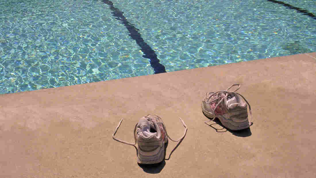 What problem can't be solved with a pair of comfortable walking shoes and an in-ground pool? As it turns out, there are a lot of them.