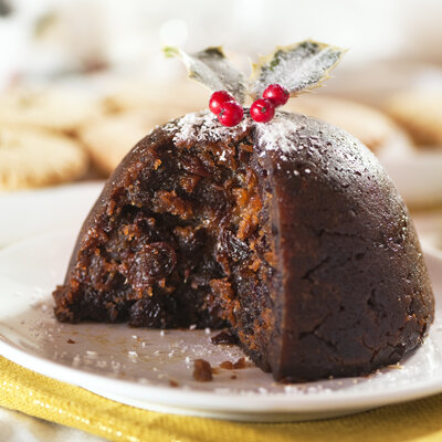 'Oh, Bring Us Some ... ' Wait. What Is Figgy Pudding?