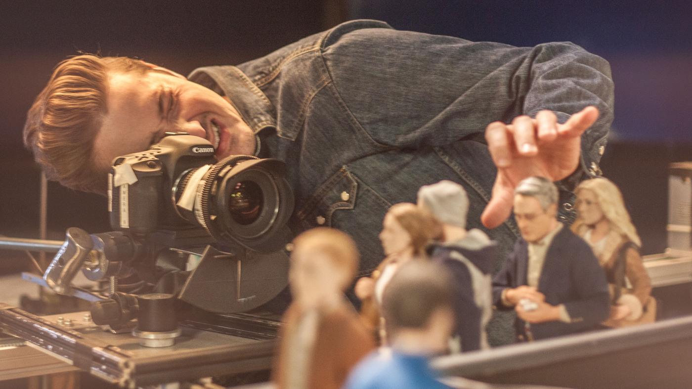 Framebyframe, Filmmakers Make The Mundane Miraculous In 'anomalisa' : Npr