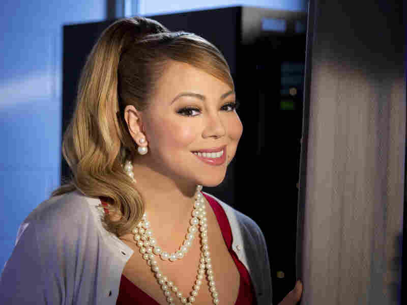 Mariah Carey appears in, directed, and provided music for Hallmark's movie A Christmas Melody.