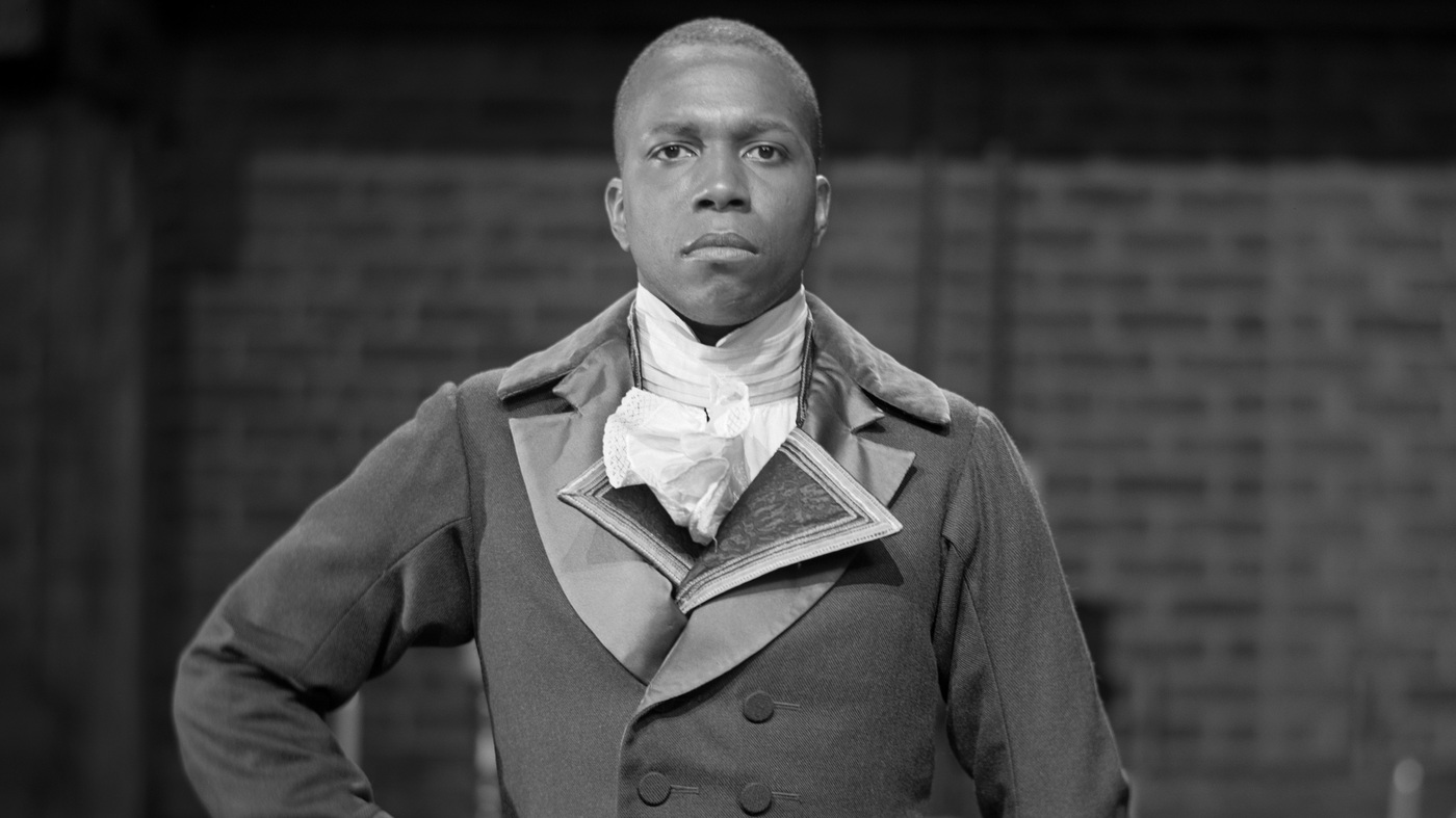 Being Aaron Burr: Lesl...