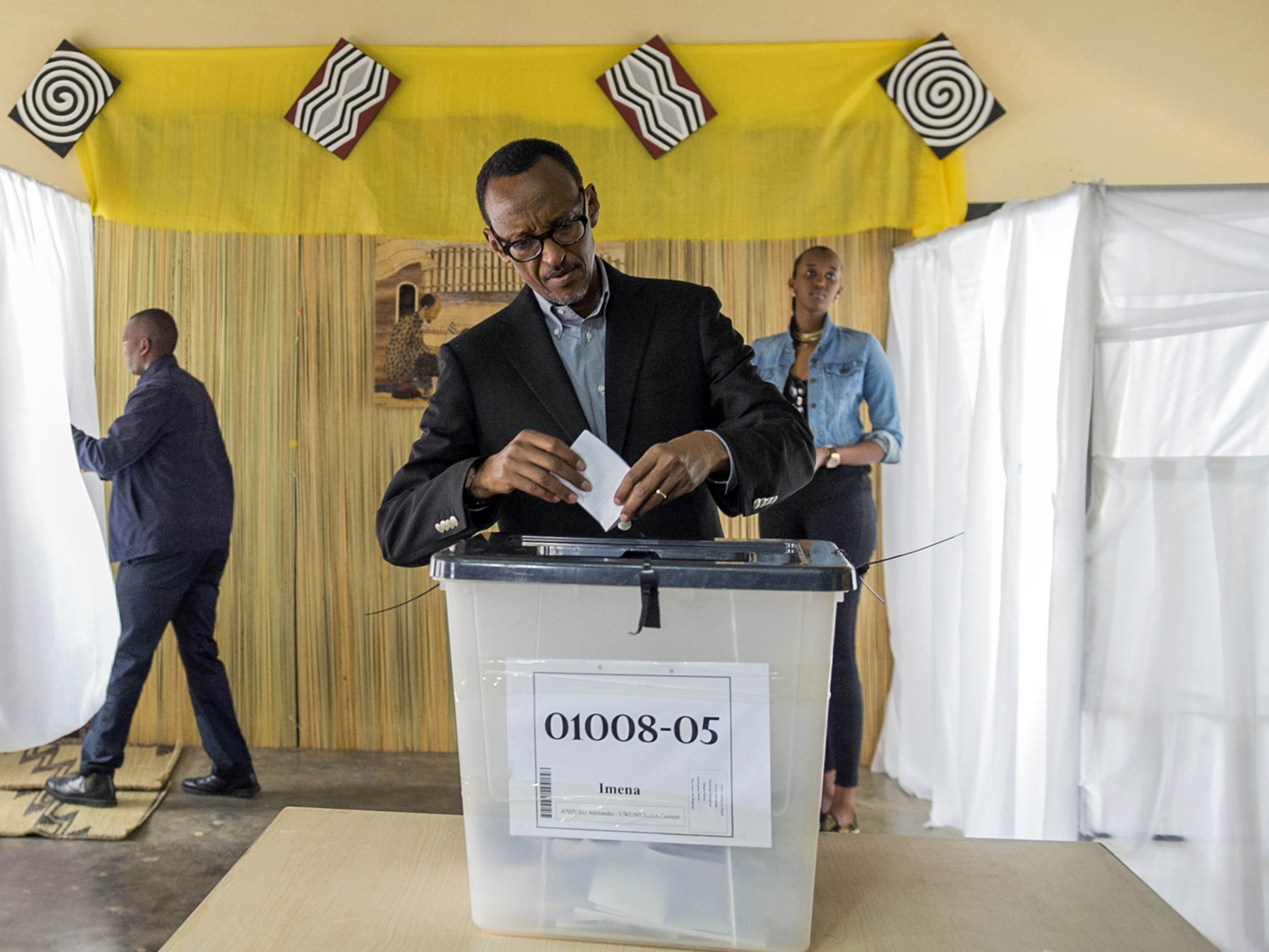 Rwanda's President Dangles The Possibility Of A Third Term
